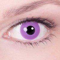 Линзы Полностью Фиолетовые (2 шт.)