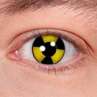 Линзы Радиоактивность (2 шт.)